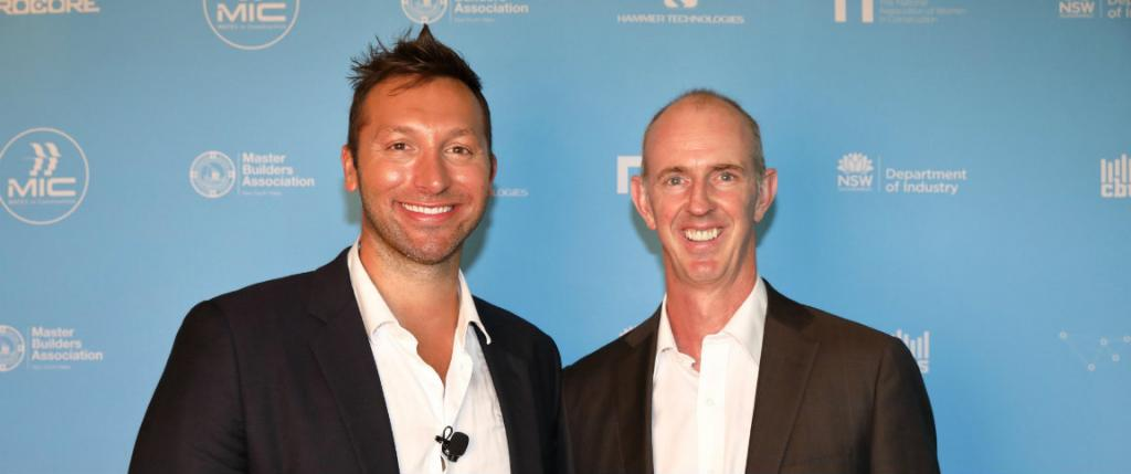BEATING DEPRESSION: AN AUDIENCE WITH IAN THORPE by Total Construction